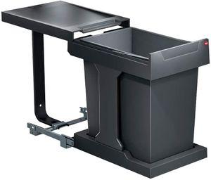 Hailo Abfallsammler Solo 20 manual für Schränke ab 300 mm Breite mit Drehtür