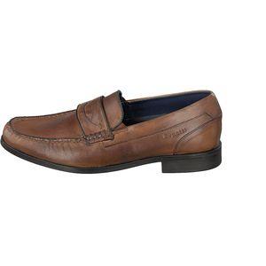 Bugatti Herren Slipper TEODORO ExKo 311-46062-4100-6300 cognac, Herren Größen:44, Farben:braun