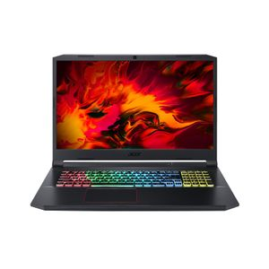 Acer Nitro 5 AN517-52-54EY Gaming-Notebook, Farbe:Schwarz/Rot