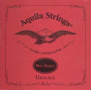 AQUILA 88U Red Series Uke Set Tenor Low-G