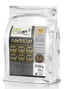 Koifutter, Fischfutter KENKOU® BAKUDAI 6mm | 2kg | Premium - Futter | für bestes Wachstum & Farbe |