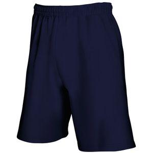 Fruit of the Loom Lightweight Shorts, Farbe:deep navy, Größe:M