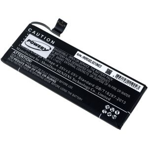 Akku für Apple iPhone SE / A1662 / A1723 / A1724 / Typ 616-00106, 3,82V, Li-Polymer