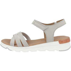 Tamaris Damen Sandalette grau 1-1-28709-26 normal Größe: 40 EU