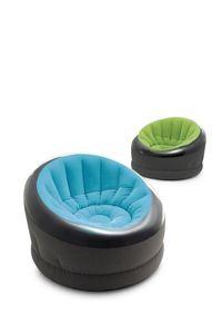 IN -  aufblasbarer Lounge-Sessel 112x109x69cm Camping blau