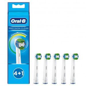 Oral-B Precision Clean 80339350 Elektrischer Zahnbürstenkopf 5 Stück(e) Blau, Weiß