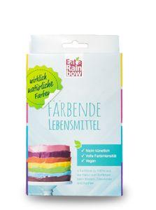 eat a rainbow  4er Farbmix