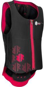 Komperdell Ballistic Vest Protektor Kinder black/pink Kindergröße 128