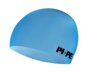 PI-PE Badekappe Classic PURE blau