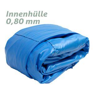 Innenhülle Ø 3,50 x 1,20 m 0,80 mm blau EB