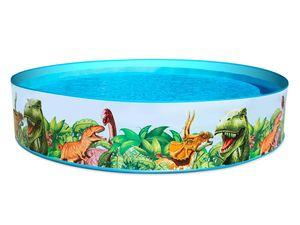 Bestway 55001 Fill'N Fun Planschbecken Dino 244 x 46 cm 9873