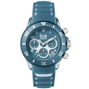 Ice-Watch 012737 ICE aqua bluestone large Chronograph Uhr Datum blau