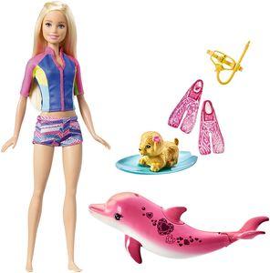 Barbie Magie der Delfine Barbie und tierische Freunde