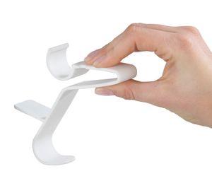 Rund Heizkörperhaken für Handtücher Flexi 3er
