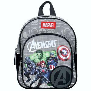 Marvel rucksack Amazing Team 31 x 25 cm grau