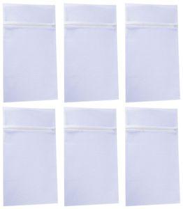 Wäschenetze 60 x 90 cm Wäschesack Wäschebeutel 95°C - 6 Stück