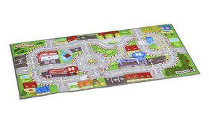 Majorette Creatix Playmat S.O.S/City