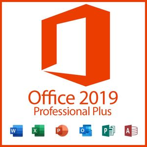 MS Office 2019 Professional Plus