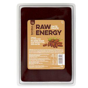 Bombus Dattelpaste 1kg - Vegan Glutenfrei Raw 100% Datteln