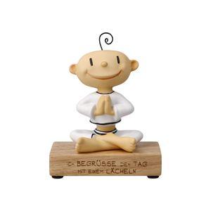 Goebel Der kleine Yogi® 'Figur - Ich begrüße den Tag mit einem L.' 2021