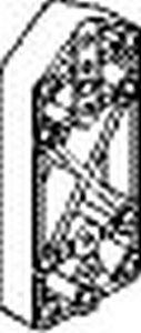 Bohrlehre für Rosetten BL 305.6.00#158/159