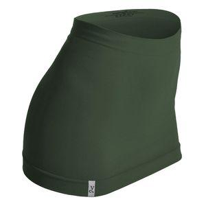 Kidneykaren Nierenwärmer Basic- Tube Multifunktion Yogagurt Fitness & Freizeit dark green (grün), Größe:XS