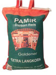 Pamir Darbari aus Indien Langkorn Reis 5 Kg