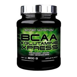 Scitec Nutrition BCAA + Glutamine Xpress, 600 g Dose, Geschmack:Fruchtiger Bubblegum