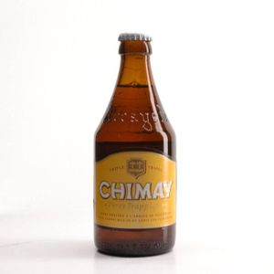Chimay Weiss (Tripel - Cinq Cents)