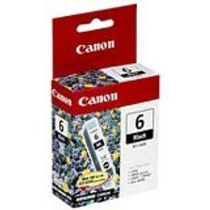 Canon BCI-6Bk Tintenpatrone - Schwarz - Tintenstrahl - 280 Seiten - 1er Pack
