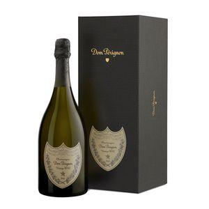 Dom Pérignon Vintage 2010 Brut Champagner mit Geschenkverpackung (1 x 0.75 l), Paket mit:1 Flasche