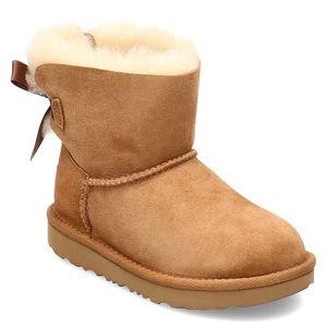 UGG Stiefel MINI BAILEY BOW II, Brown:34