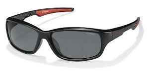 Polaroid sonnenbrille P0425D28/Y2 Jungen schwarz/grau
