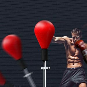 120-160cm Boxen Boxball Verstellbares Boxreaktionsziel Für Erwachsene Tumbler Boxsack