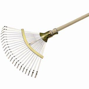 Flora 02789 Profi-Laubbesen 32-48cm mit Schlaufendülle verstellbar