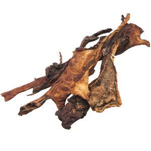 Pferdehaut ohne Fell hypoallergene Kausnack für Hunde ca 250 g