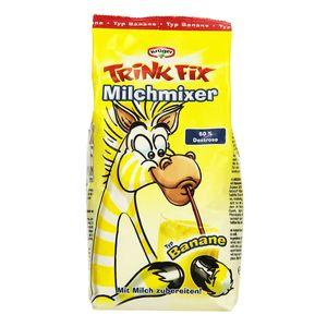 Krüger Trink Fix Banane Getränkepulver für den leckeren Milchmix 400g