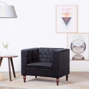 【Neu】Sessel Sessel Schwarz Samt Gesamtgröße:86 x 67 x 71 cm BEST SELLER-Möbel-Stühle-Sessel im Landhaus-Stil