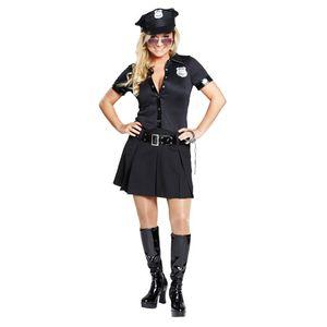 y Polizistin Polizist Karneval Fasching Kostüm 38