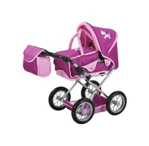 """Puppenwagen Ruby - """"UMA.Das Einhorn"""" purple"""
