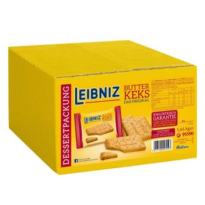 Leibniz Butterkeks 96er Pack 1400g