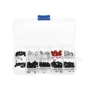 Practical Special Repair Tool & Screws Box Set For 1:10 RC D90 SCX10 HSP Car