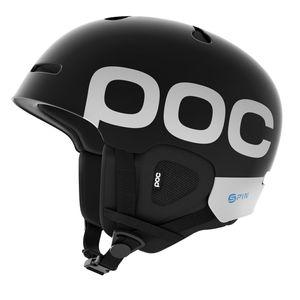 Poc Auric Cut Backcountry Spin Skihelm Damen und Herren Snowboardhelm  , Farbe:uranium black, Größe:Gr. XL/XXL (59-62 cm)