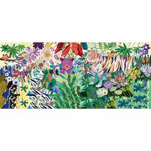 Puzzle Kunst Gallery: Rainbow Tiger - 1000 Teile