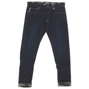 20199 Pepe, Stanley Camou,  Herren Jeans Hose, Stretchdenim, darkblue, W 29 L 34