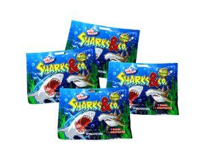 DeAgostini Sharks & Co. Maxxi Edition Serie 2 - Figuren Haie - 4 Booster / Tüten