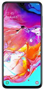 Samsung Smartphone Galaxy A70 A705F, 128GB, LTE/4G, Android, 6GB RAM, schwarz
