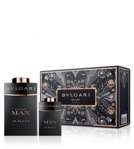 Bvlgari Bulgari Man In Black Eau de Parfum 100ml + Mini 15ml