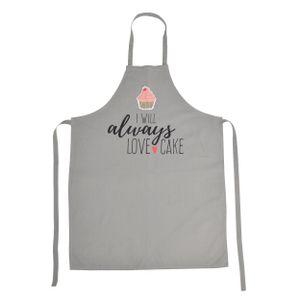 """Pink Papaya Kochschürze """"Cake Love"""" Küchenschürze"""