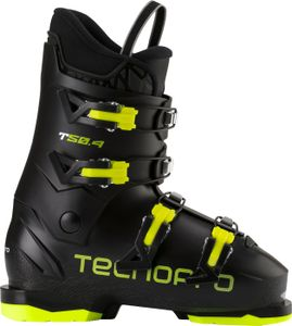 Tecno Pro Alpin Ski Schuhe Kinder T50.4 Sport schwarz gelb, Größe:25